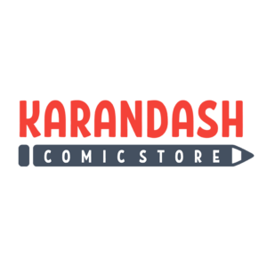 KARANDASH —Магазин комиксов